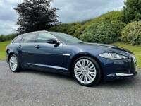 2013 Jaguar XF 2.2TD Sportbrake Premium Luxury 200BHP ** Estate **Automatic **