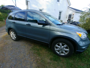 2011 CR-V LX 4WD LOW MILEAGE