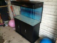 Aquarium 180 litre