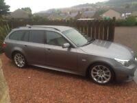 BMW 520d m sports touring