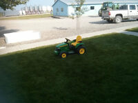 Electric John Deere Tractor for Kids