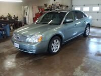 2007 FORD FIVE HUNDRED SEL AWD 4DR $4395 PLUS THE HST
