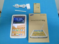 "Samsung Galaxy Note 8"" 16GB Android 4.2 S Pen WiFi White tablet"