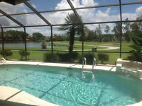 House with HEATED Pool Fort Myers