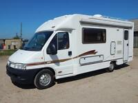 Autocruise STARQUEST, 2003, 2 Berth, 2.8 Diesel, DEPOSIT NOW TAKEN!