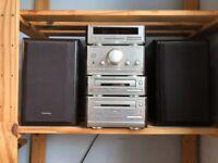 Technics SC -HD50 Stereo System £90