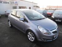 Vauxhall Corsa 1.4i 16v ( a/c ) SXi 5 Door. 12 Months MOT. Low Insurance