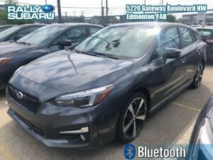 2018 Subaru Impreza 5-dr Sport-Tech w/Eyesight AT