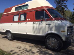 Dodge Tradesman B200 Camper Van