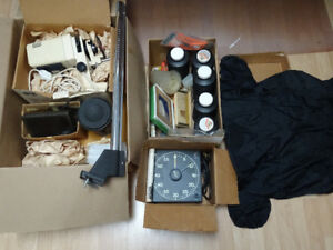 Photo Darkroom Equipment