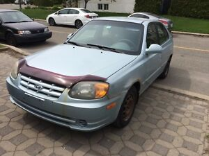 Hyundai Accent 2005 Automatic