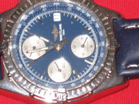 BREITLING AUTOMATIQUE 100% AUTHENTIQUE---AUTOMATIC BREITLING