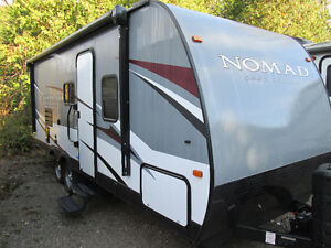 2016 Skyline Noma 218 RB travel trailer