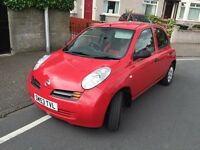 2004 (53) micra long mot low mileage