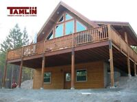 The Montana Log Cabin - DIY Package Or WE Will Build For You