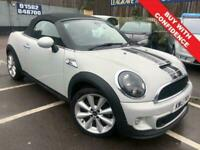 2013 MINI Roadster 1.6 COOPER S 2d 181 BHP Convertible Petrol Automatic