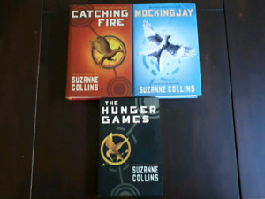 Hunger Games trilogy.
