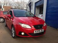 Seat Ibiza SPORT – With Service History – 2009 Year – PRICE REDUCED NOW £2,999