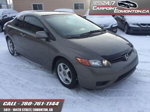 2006 Honda Civic Cpe EX..AUTO....NEWER ENGINE JUST PUT IN...ONLY