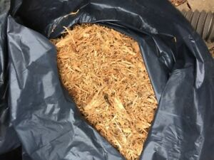 Clean Willow Mulch