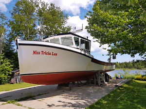 Fishing boat for sale - SOLD