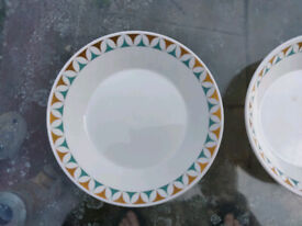 2 x Royal Tuscan Pageantry Bowl/Dish