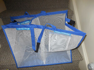New Heavy Mesh Laundry Sorter / Hamper