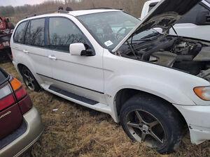 BMW X5 E53 Dinan Body Kit Body Parts 2000 2001 2002 2003 2004