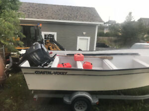 Coastal vokey 198 series with trailer