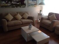 3 Piece Fabric Sofa bargain can deliver