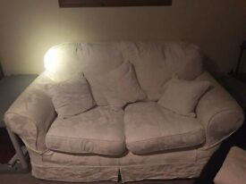 double sit sofa for sale. perfect condition with 3 original pillows! collection only! asap!