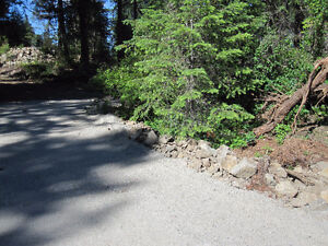Nelson BC rural building lot...Ready for your home