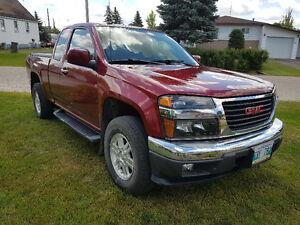 2011 GMC Canyon SLE ext cab Pickup Truck
