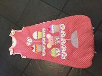 Sleeping gro bag baby gorls 6-12 months