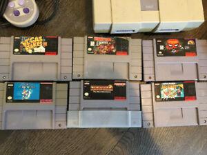 Original Nintendo (nes) and Super Nintendo (snes) for PS4 pro