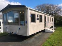 Beautiful Starter Caravan! Including 2018 Site Fee's! At White Acres (Cornwall)