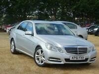 2011 Mercedes-Benz E-CLASS 2.1 E250 CDI BLUEEFFICIENCY AVANTGARDE ED125 4d 204 B