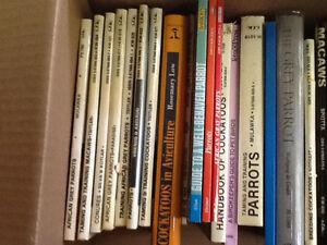 Books on Parrots