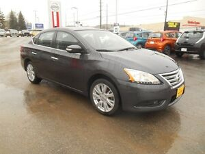 2014 Nissan Sentra 1.8 SL Peterborough Peterborough Area image 8