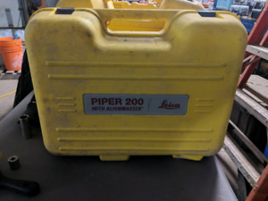 Pipe Laser - Leica Piper 200
