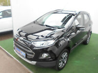 Ford EcoSport 1st Edition  Ecoboost