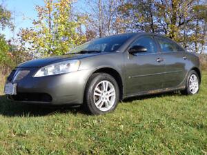 2006 Pontiac G6 4-cylinder $2950