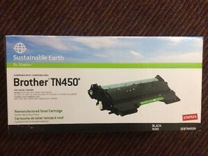 NEW Black Printer Toner TN450 (SEBTNR450R)