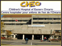 $100.00 for participating in a CHEO study for 1 morning