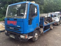 Iveco eurocargo breaking for spares