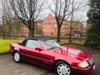 1995 Mercedes-Benz SL Class 5.0 SL500 Convertible 2dr Petrol Automatic (300