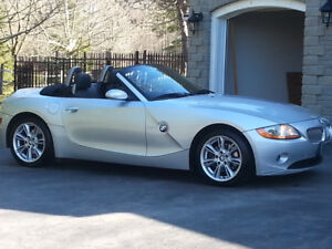 2003 BMW Z4 Convertible - Price Reduced