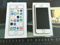 iPhone 5s GOLD with Box 16GB