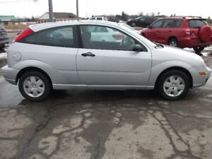 "2007 Ford Focus SE  ""ONLY 67,000KM"""