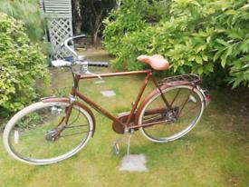 BSA Sport mens bicycle